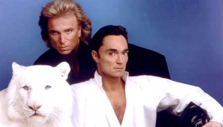 Siegfred y Roy