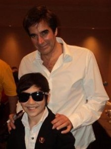 Copperfield con Sebak